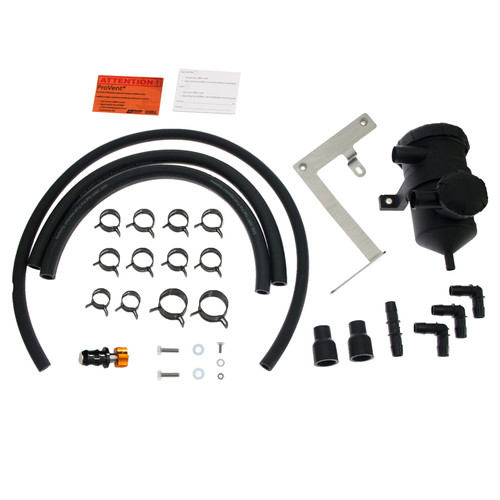 PV639DPK; Toyota Prado 150&144 Series 1GDFTV 2.8L Crank Case Ventilator Kit - Mann Hummel Provent