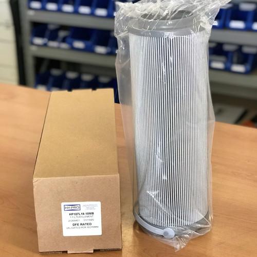 HP107L18-10MB Hy-Pro Hydraulic Filter; HP107l1810MB