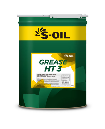 S-Oil 7 HT Grease 3 15KG; S-Oil Seven Grease