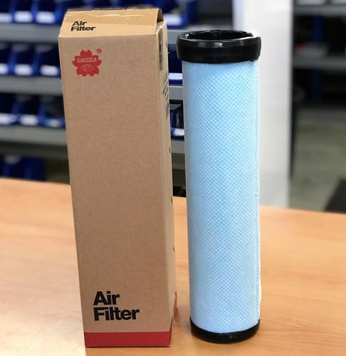 A-1330 Sakura Inner Air Filter; Replaces 17801-3390; FA1330; AF26520; BAF3390; P902385; WA1174; FA3393
