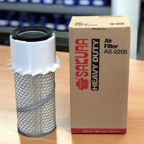 AS-2205 Sakura Air Filter; Replaces af435KM; PA1690-FN; P182050; WA884; 326483; P101275