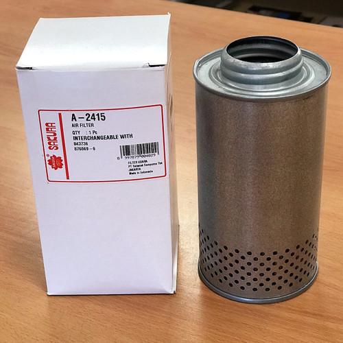 A-2415 Sakura Air Filter; Replaces 843736; 87069-6; AF26188; PA30204