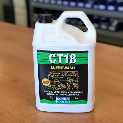 CT18 Superwash 5L; Chemtech