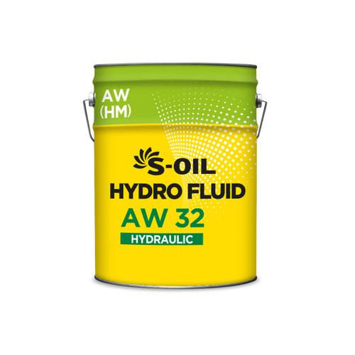 S-Oil 7 Hydraulic Oil AW 32 20L; S-Oil Seven Australia