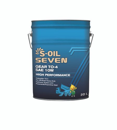 S-Oil 7 Gear Oil TO-4 10 20L; S-Oil Seven Australia