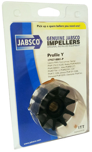 17937-0001 JABSCO IMPELLER