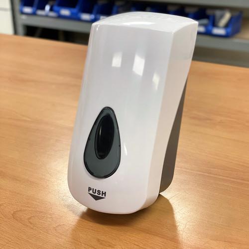 Dispenser 1 Litre ; Suitable for Alcohol Rub Sanitiser Gel and Safe Hands Hand Soap