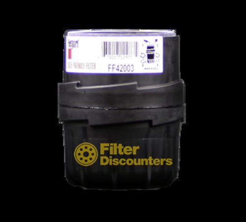 Fleetguard Fuel Filter FF42003 with Filter Discounters Logo