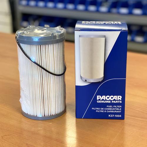 K37-1004 Paccar Fuel Filter; K371004 Genuine Fuel Filter