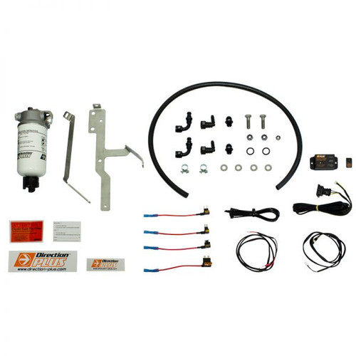PL661DPK; Ford Ranger / Ford Everest / Mazda BT50 P5AT 2011-2019 Pre Fuel Water Separator Kit - Mann + Hummel Preline 150