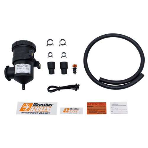 PV200DPK; Universal Provent 200 Generic Crank Case Ventilator Kit - Mann Hummel Provent