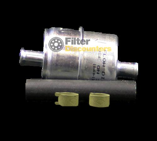 Fleetguard Fuel Filter FF5006 with Filter Discounters Logo