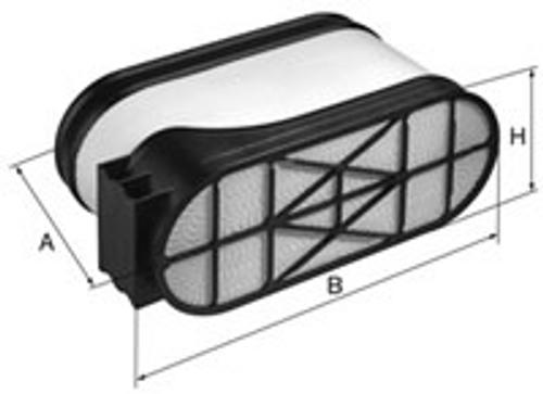 CP33280 Mann Air Filter
