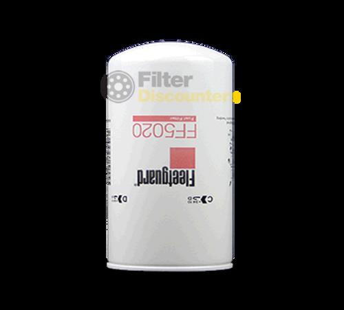 Fleetguard Fuel Filter FF5020 with Filter Discounters Logo