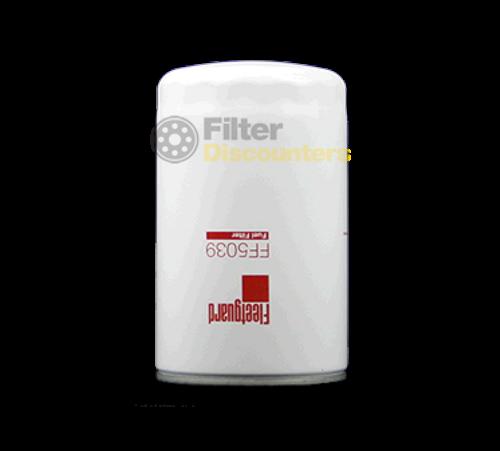 Fleetguard Fuel Filter FF5039 with Filter Discounters Logo