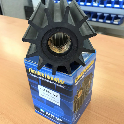 08-30-1201 DJ Pump Impeller; Replaces Johnson 09-820B