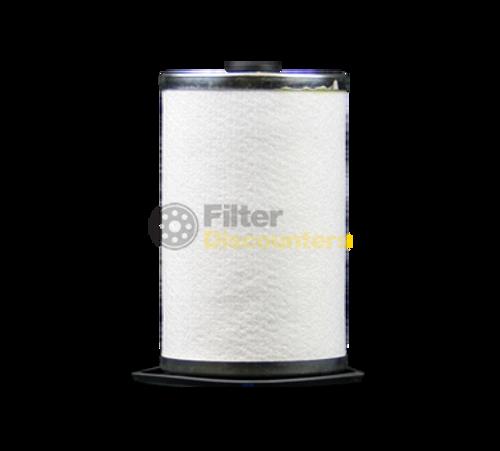 Fleetguard Fuel Filter FF5051 with Filter Discounters Logo
