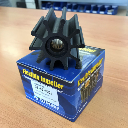 09-42-1001 DJ Pump Impeller; Replaces Kashiyama SP-130