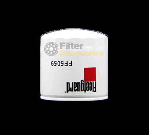 Fleetguard Fuel Filter FF5059 with Filter Discounters Logo