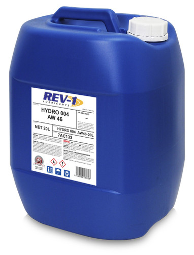 REV-1 Hydro AW46 Hydraulic Oil 20L