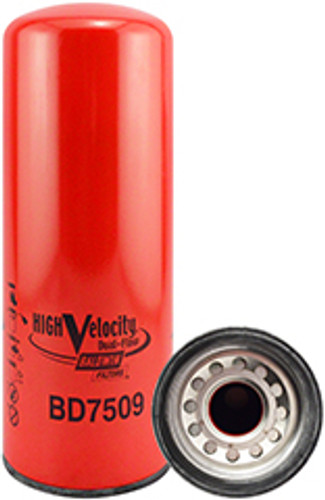 BD7509 Baldwin Oil Filter replaces Cummins 4906633; Fleetguard LF9031