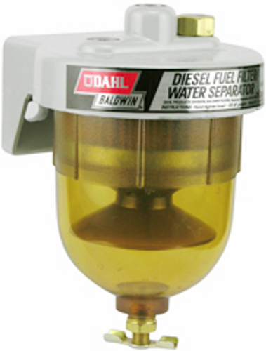 65 Baldwin Diesel Fuel Filter/Water Separator