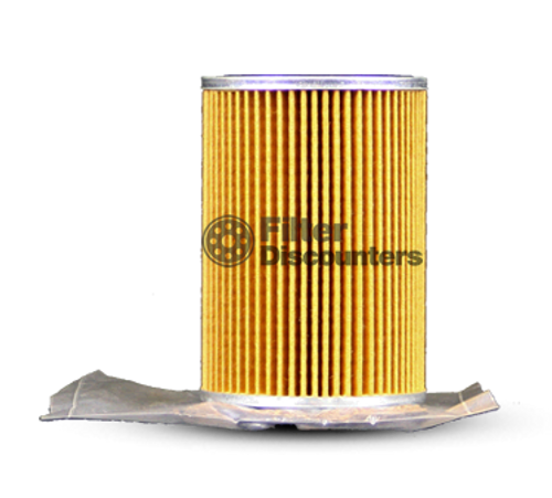 Fleetguard Fuel Filter FF5082 with Filter Discounters Logo