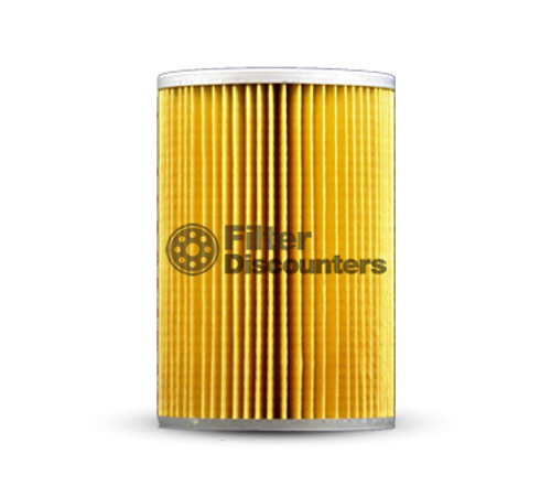 Fleetguard Fuel Filter FF5084 with Filter Discounters Logo