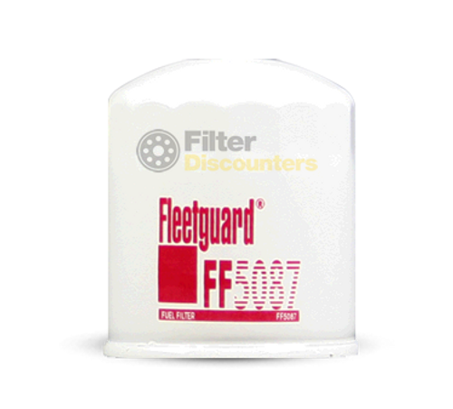 Fleetguard Fuel Filter FF5087 with Filter Discounters Logo