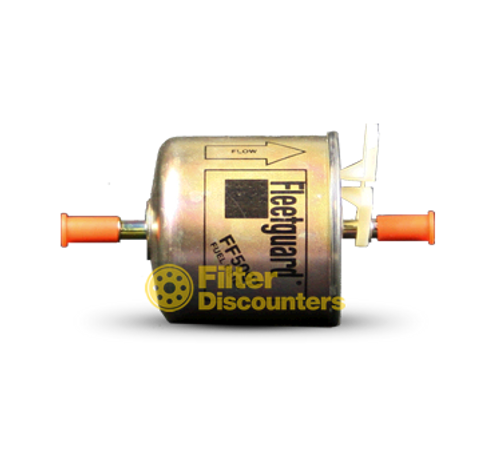 Fleetguard Fuel Filter FF5097 with Filter Discounters Logo