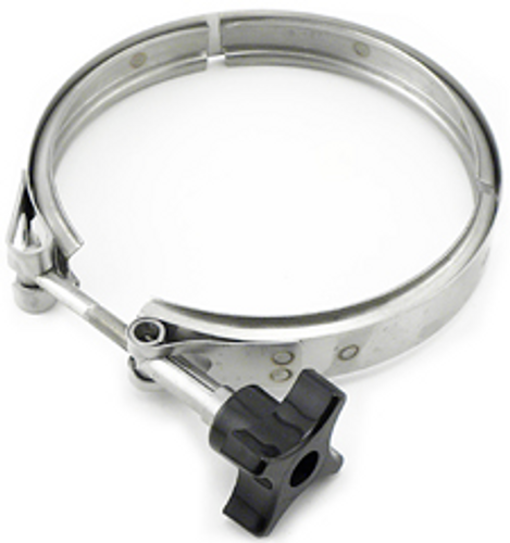 100-12 Baldwin Seal Clamp with Knob