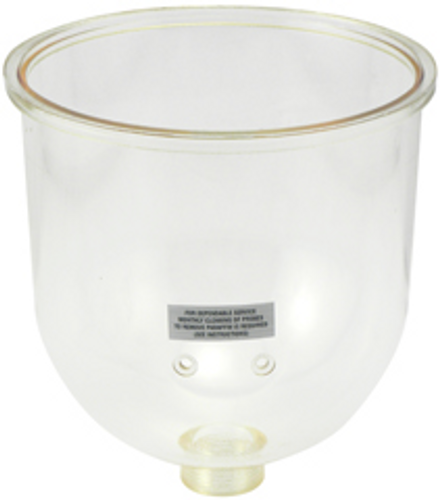 100-21BP Baldwin Clear Bowl with Water Sensor Probes
