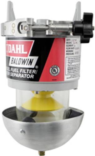 100-M Baldwin Marine Diesel Fuel Filter/Water Separator