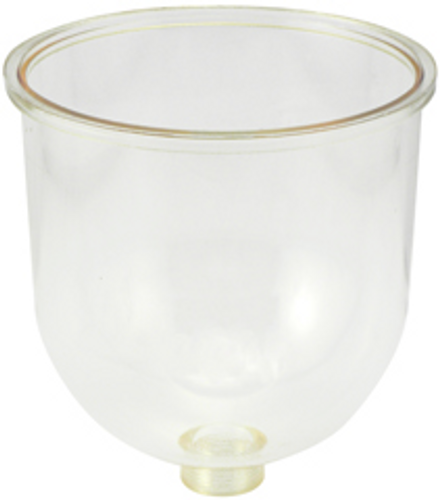 200-21H Baldwin Clear Bowl with Heater Probes