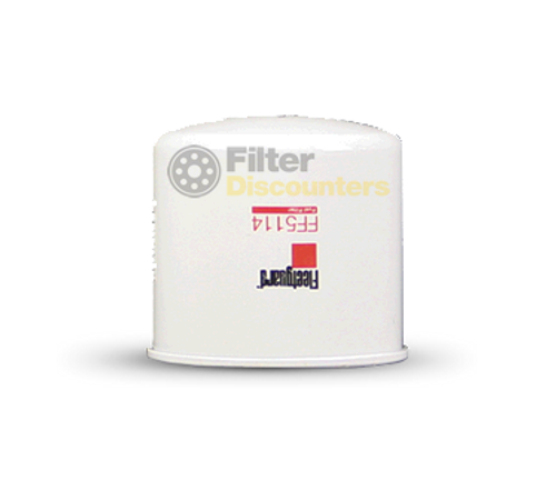 Fleetguard Fuel Filter FF5114 with Filter Discounters Logo