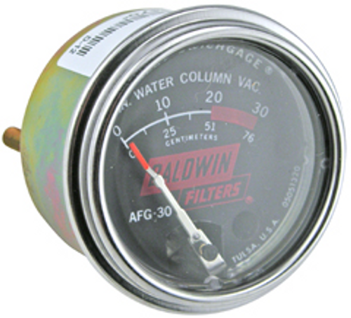 AFG30 Baldwin Air Filter Restriction Gauge