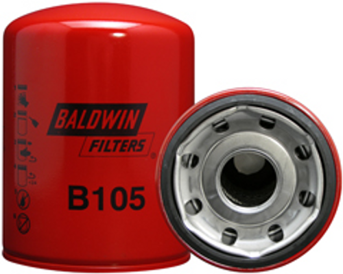 B105 Baldwin Full-Flow Lube Spin-on