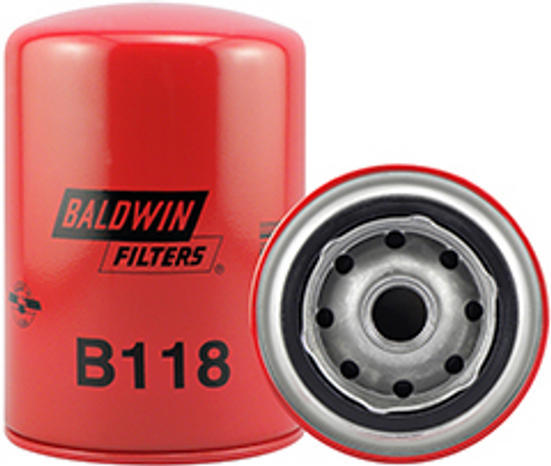B118 Baldwin Full-Flow Lube Spin-on