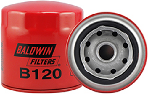 B120 Baldwin Full-Flow Lube Spin-on