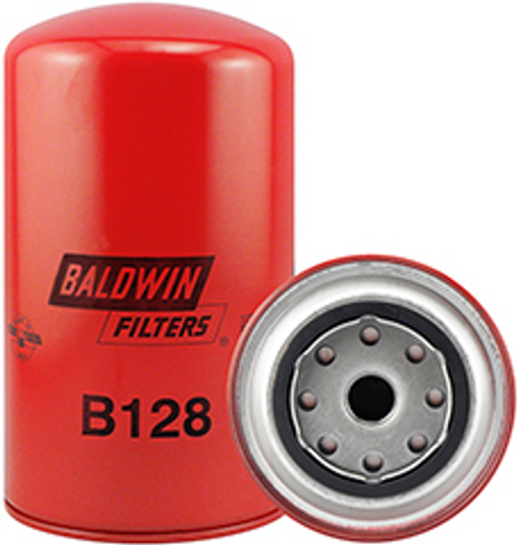 B128 Baldwin By-Pass Lube Spin-on