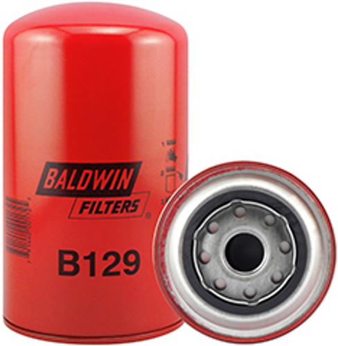 B129 Baldwin Full-Flow Lube Spin-on