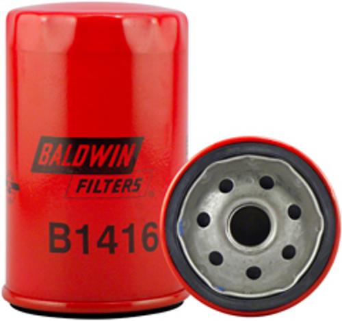 B1416 Baldwin Lube Spin-on Replaces:Ford F8CA-6731-AA