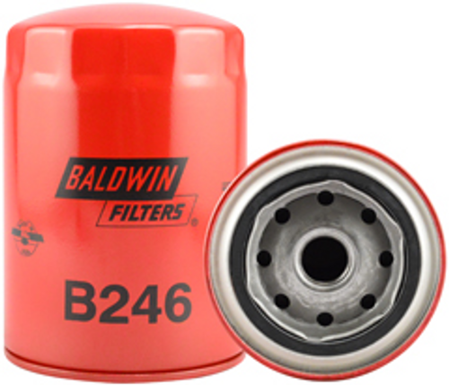B246 Baldwin Lube Spin-on Replaces:	Nissan 15208-W3401