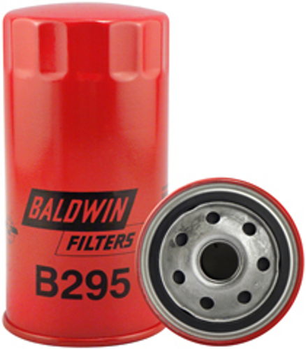 B295 Baldwin Full-Flow Lube Spin-on Replaces:GMC 25011623; Nissan 15209-J1800; Toyota 15601-22010