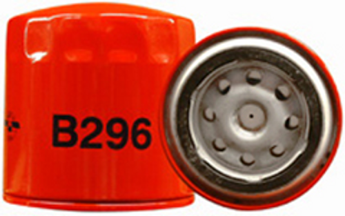 B296 Baldwin By-Pass Lube Spin-on Replaces:	Clark 906540