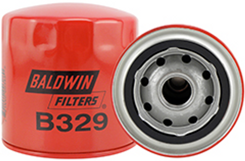 B329 Baldwin Lube Spin-on Replaces:Ford F1AZ-6731-A
