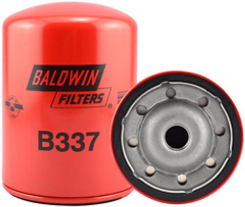 B337 Baldwin By-Pass Lube Spin-on Replaces:Isuzu 1-13240-123-0
