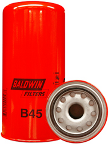B45 Baldwin Full-Flow Lube Spin-on Replaces:	Nissan 15208-Z9003