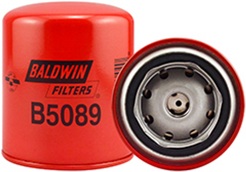B5089 Baldwin Coolant Spin-on without Chemicals Replaces:International 1825314-C1; Fleetguard WF2107