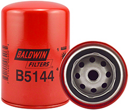 B5144 Baldwin Coolant By-Pass Spin-on Canister Replaces:Volvo 3969696; Fleetguard WF2109